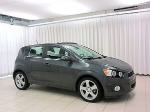 2016 Chevrolet Sonic HURRY!! DON'T MISS OUT!! LT TURBO 5DR HATCH