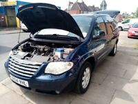 Chrysler, GRAND VOYAGER, MPV, 2004, Other, 3301 (cc), 5 doors