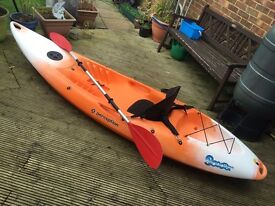 Kayak Perception Scooter sit on top single seater