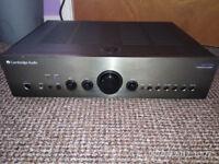 Cambridge Audio Azur 550A Integrated Amplifier (fault, read the description)