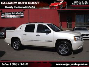 2011 Chevrolet Avalanche 1500 LTZ 4X4/NAVI/B.CAM/DVD/LEATHER