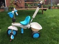 Smart Trike Dream in Blue