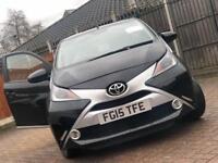 Toyota Aygo 1.0T X-Clusiv VVT-I, Cheap Insurance £0 Tax, Cat D Repaired