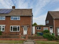 New 2 bed house with garden & parking, Sunderland/Pennywell, No bond, DSS accepted.