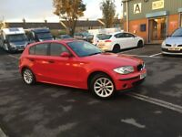 IMMACULATE BMW 116 1.6 PETROL - ONLY DONE 71K - COMES WITH FULL YEAR MOT + 3 MONTHS WARRANTY