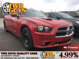 2011 Dodge Charger LOW KMS! R/T LOOK ALIKE!