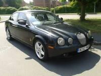 2002 jaguar s type r (future classic)