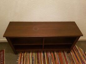 Tv bench - book shelf
