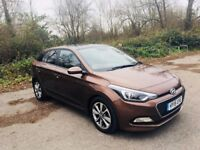 Hyundai i20 Premium SE (Not Kia, Honda, Ibiza, Audi A1, BMW, Fiesta, DS3, Mazda 2, Corsa)