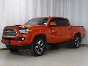 2017 Toyota Tacoma TRD Sport V6, BED RUG, COUVRE CAISSE, FAUT VO