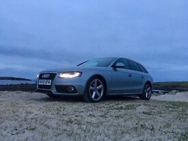 Audi A4 Avant S-Line 58 plate *Quick sale needed*