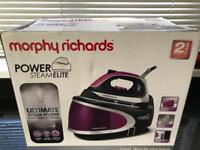 Morphy Richards Steam Generator Iron