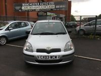 Toyota Yaris 1.0 VVT-i Colour Collection 3dr ONE FORMER KEEPER,3 KEYS,