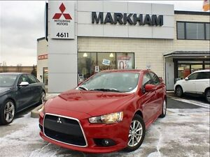2015 Mitsubishi Lancer SE LTD - SOLD SOLD SOLD!!