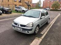 2004 RENAULT CLIO 1.5 DCI DYNAMIQUE - New MOT, Diesel, Manual, 5 Door, Good Condition, ONLY £30 TAX