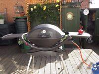 Webber q220 gas bq