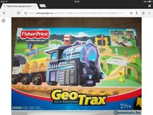 Train Geotrax Fisher Price