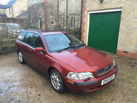 Volvo V40 S 2001 Automatic Estate *SPARES OR REPAIRS*
