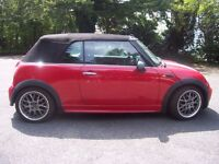 Mini convertible 1.6 One 2 door