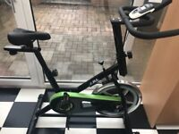 Spin Bike **Only used once**