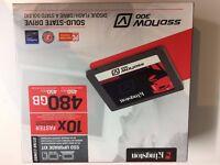KINGSTON 480GB SSD UPGRADE KIT, SSDNOW 300V SOLID STATE DRIVE DESKTOP / NOTEBOOK UPGRADE KIT