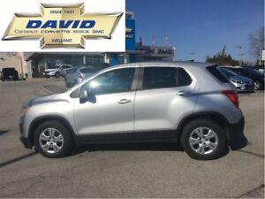 2014 Chevrolet Trax LS FWD/ LOADED/ STEERING AUDIO CONTROLS/ AC