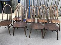 Ercol dining table set and sideboard - open to offers