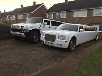 Limousine & wedding car hire