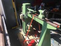 Union Jubilee Woodworking lathe