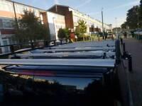 Ford transit custom roof rack