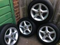 """14"""" alloy wheels"""
