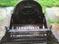 Used Cast Iron Grate