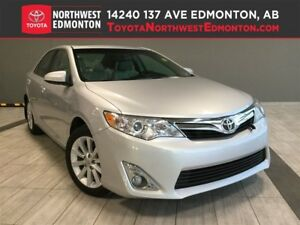 2014 Toyota Camry XLE | Backup Cam | Nav | Heat Leather Seats