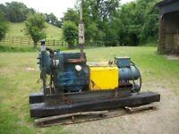 generator diesel 32kva