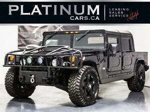 2004 Hummer H1 ALPHA LEATHER INTERI