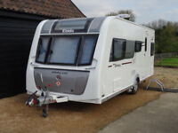 2016 Elddis Affinity 530 in immaculate condition