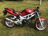 suzuki sv650s streetfighter sv650