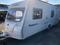 Bailey Ranger 2007/550/6berth excellent condition throughout