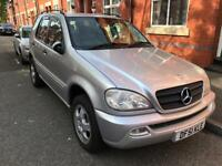 Mercedes ml270 poss swap
