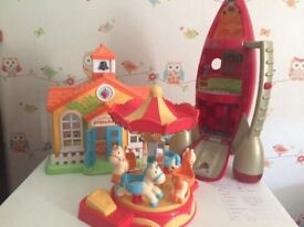 Happyland (big bundle) Toy Sets Happy Land ELC