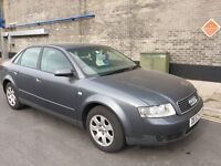 AUDI A4 TDI 4 DOOR SALOON