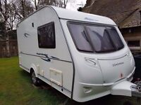 lightweight 2 berth coachman Highlander -deposit taking pending sale