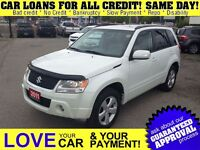 2011 Suzuki Grand Vitara JLX * AWD * PWR RF* JUST REDUCED WAS $1