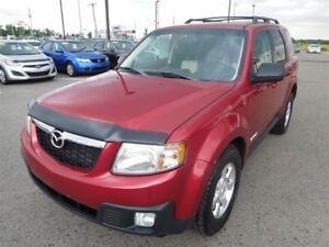 2008 Mazda Tribute GX,MAGS,A/C,CRUISE,LCTEUR CD