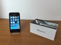 Apple Iphone 4-16GB Storage-The Phone is Factory Unlocked to all networks