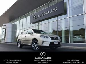 2015 Lexus RX 350 Backup Cam, Leather, Sunroof
