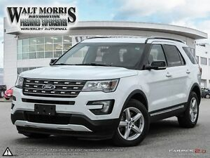 2016 Ford Explorer XLT - BLUETOOTH, LEATHER, PWR SUNROOF