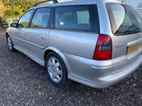 Vauxhall, VECTRA, Estate, 2000, petrol