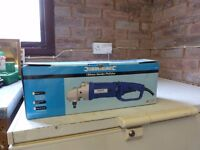 Silverline Sander/polisher with polishing heads
