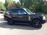 Range Rover Vogue 4.4 LPG conversion, £5995, 88000 miles, all electric, 22' alloys, originals avail